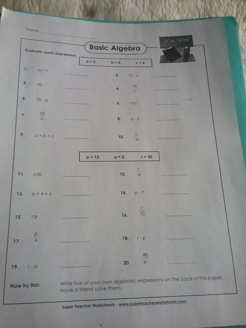 Can somebody solve some basic algebra