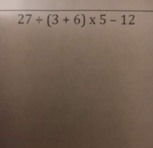 What is the answer to this equation? and if you can, find a way to show your work.