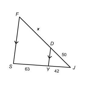 What is the value of x? enter your answer in the box.