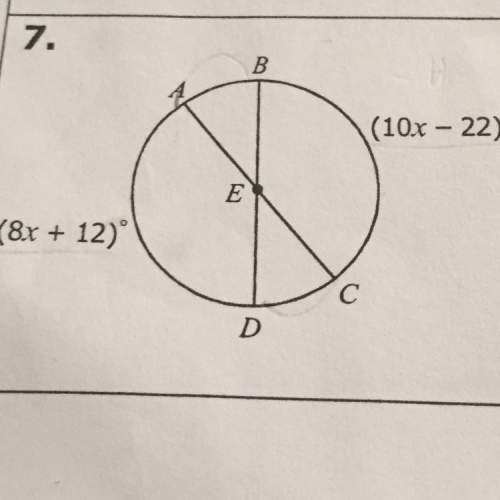 Solve for x. i'm bad at geometry me