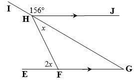 Plz asap! ! i will award find the value of x in each case. give reasons to justify your solution
