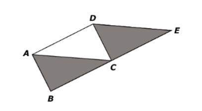 Answer all four questions, ! 1.) which line segments are parallel to each other? 2.) what evidenc