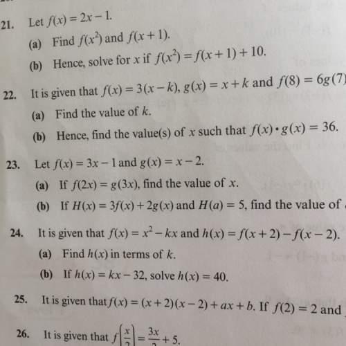 Idon't how to do 24b,have someone answer me?