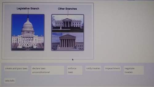 Match each authority to the correct branch of the u.s. government