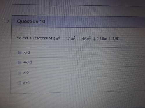 Ihave attached a picture of the question! you get 10 points! you!