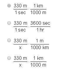 At a certain temperature, the speed of sound in the air is 330 meters per second.<